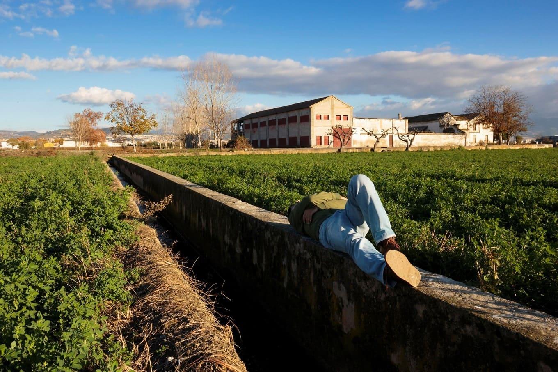 Siesta na Espanha