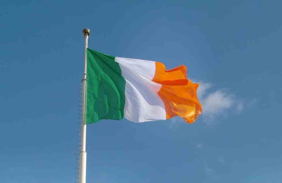 346eec8a62 Bandeira da Irlanda