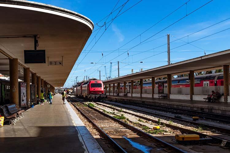 transportes de Lisboa para outros destinos