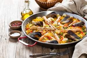 culinaria espanhola por regioes