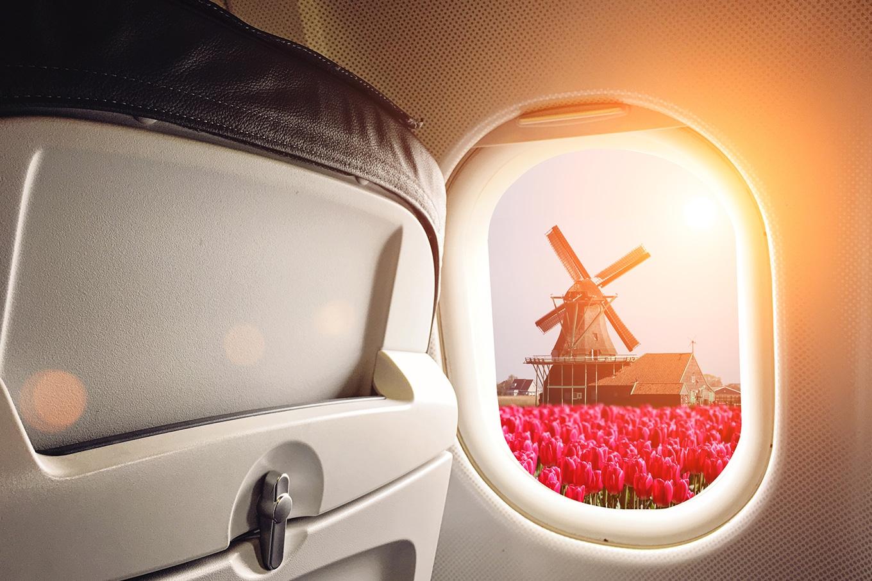 Passagem para Holanda