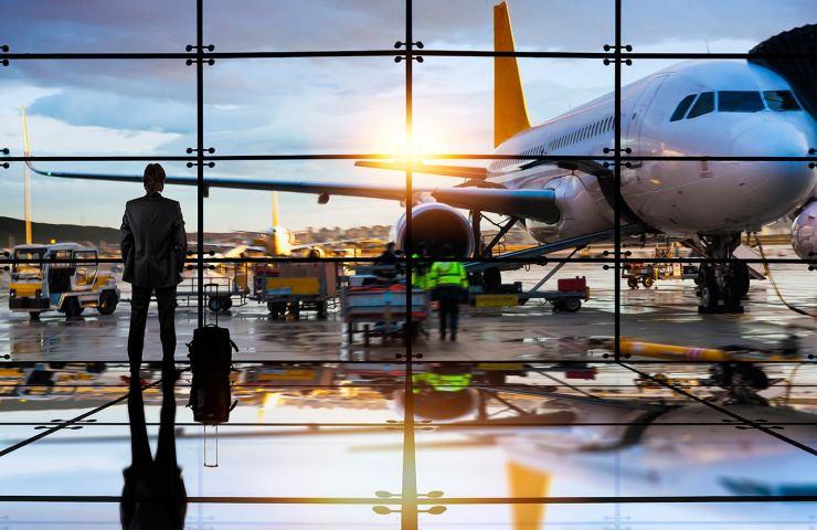 aeroportos de roma