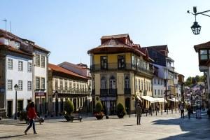 Bragança em Portugal