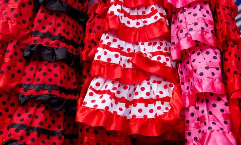 roupas tipicas da Espanha