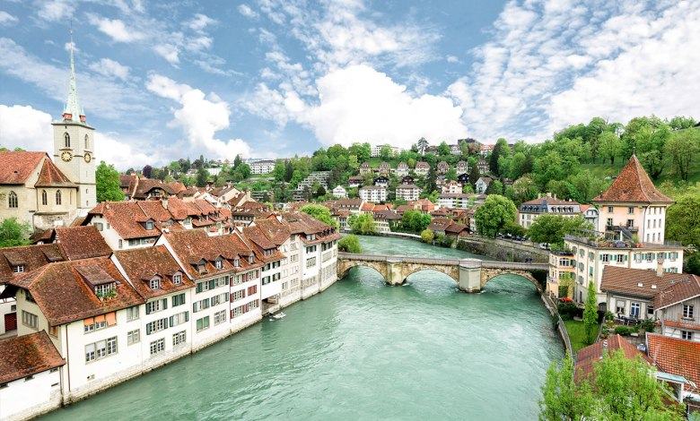 capital da suica