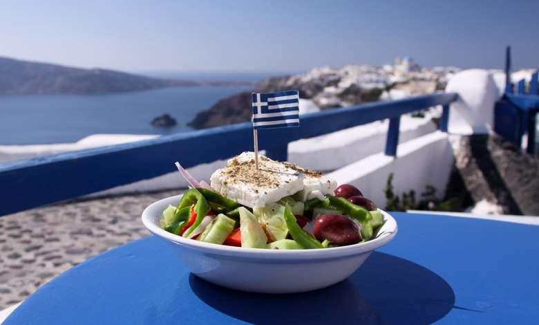 comida grega