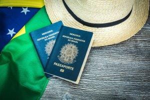 paises que aceitam brasileiros