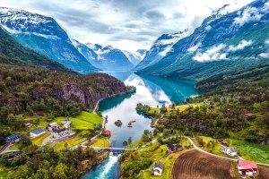 paises nordicos