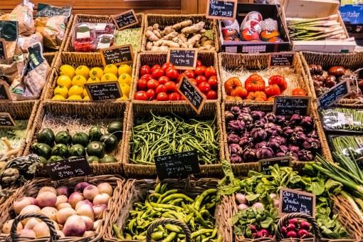 supermercados na França