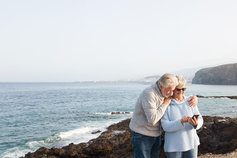 Morar na Espanha para aposentados