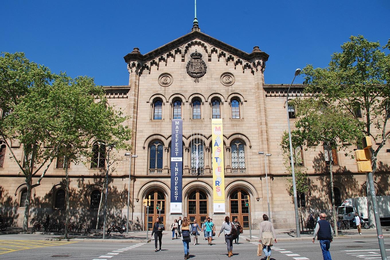 Faculdade na Europa