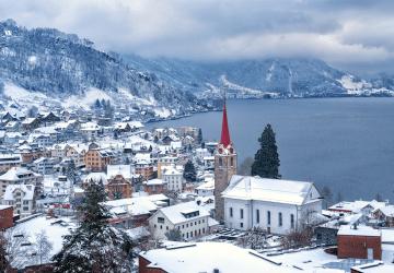 clima na Suíça
