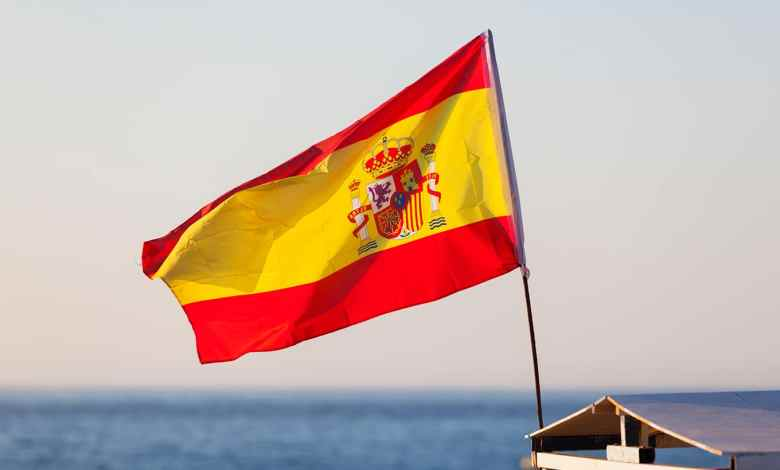 Carta convite para entrar na Espanha