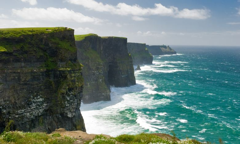viajar para Irlanda