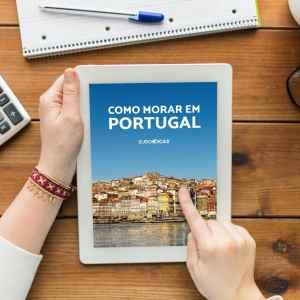 Ebook Como Morar em Portugal 2020