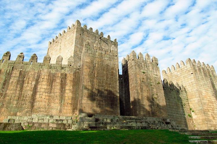 fortaleza em Guimarães