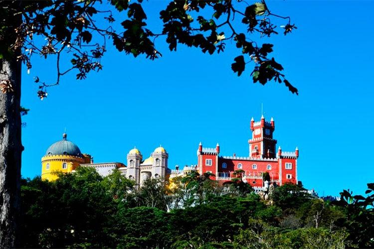 melhores cidades de Portugal Sintra