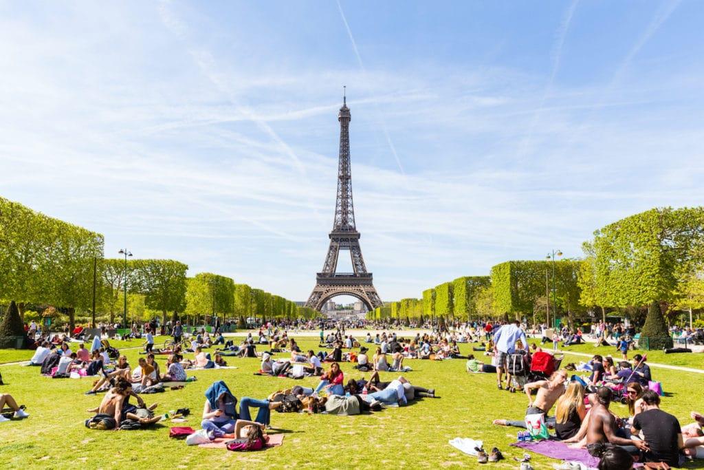 custo de vida em Paris