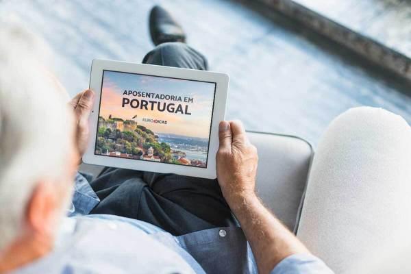 Morar aposentado em Portugal