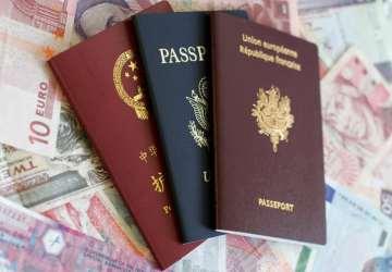Passaportes mais valiosos