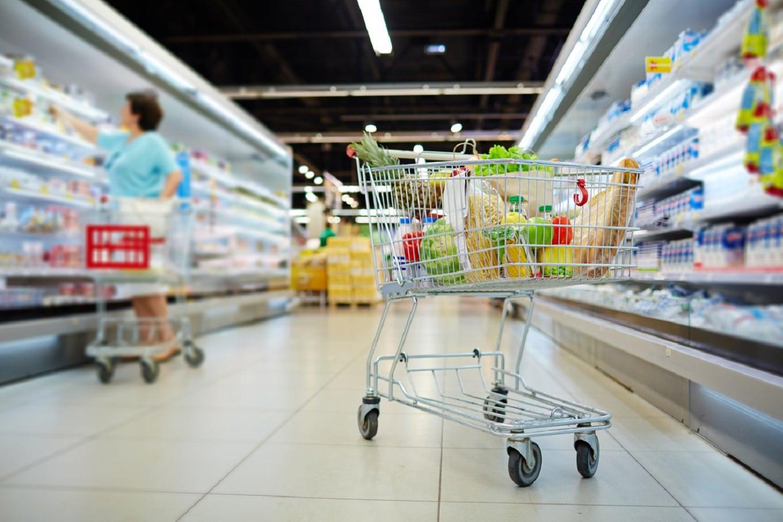 Supermercado na Espanha