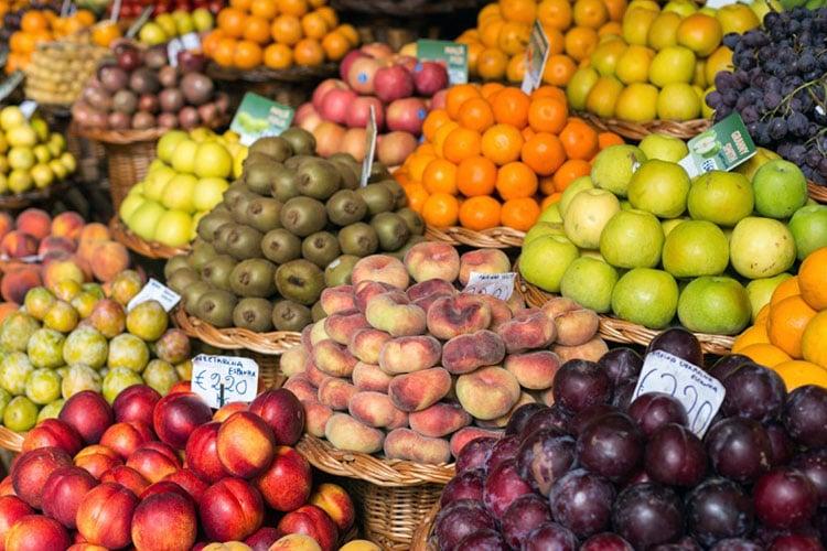 Custo de supermercado em Portugal