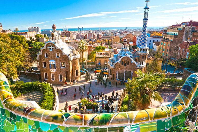 Morar em Barcelona na Espanha