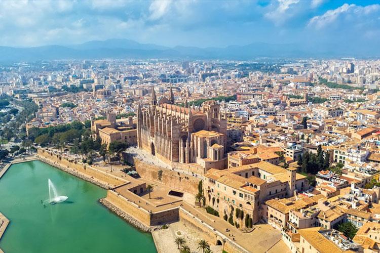 Morar em Palma de Mallorca na Espanha