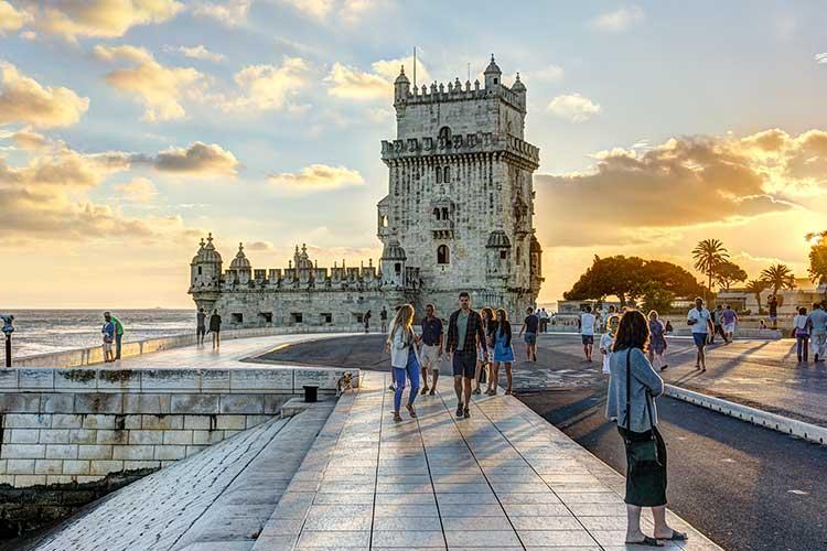 Viajar para Portugal Lisboa