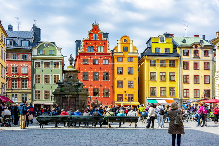 viver em Estocolmo
