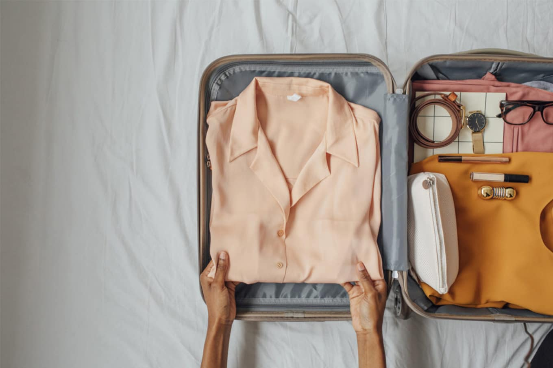 Como arrumar mala para morar no exterior
