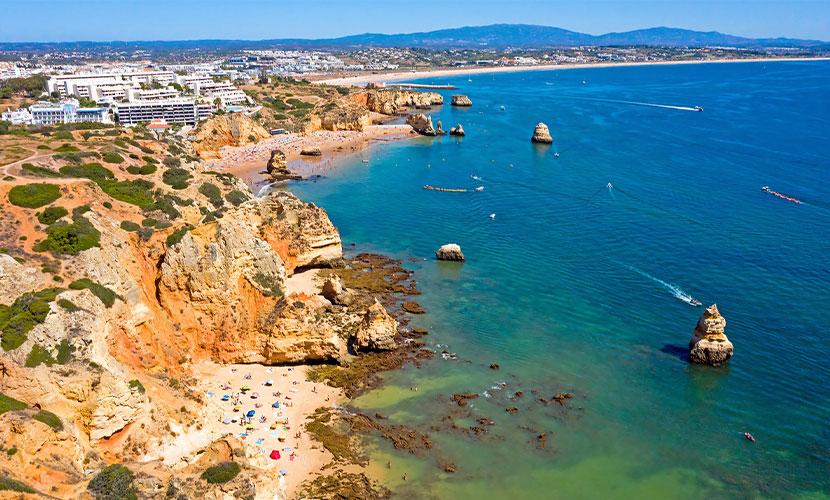 cidades para morar no Algarve