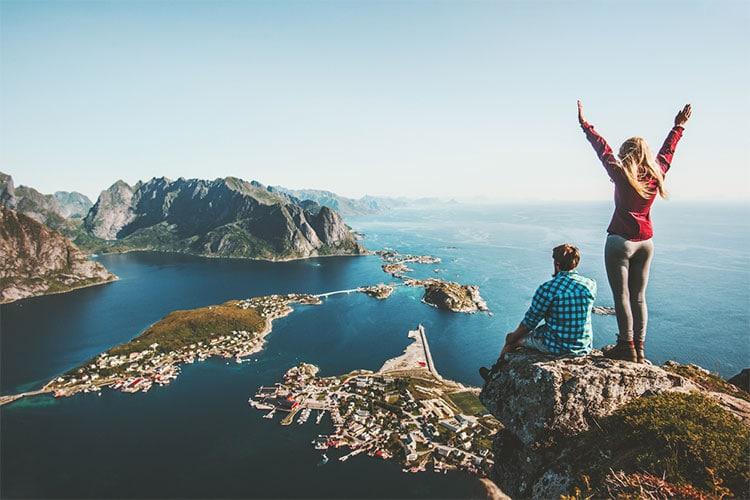 estilo de vida Noruega