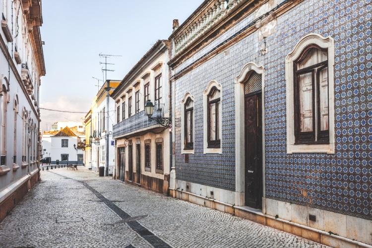Casas em Faro Portugal