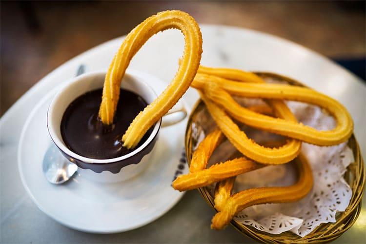 doces típicos da cultura espanhola