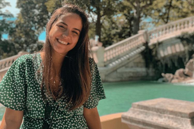 Leticia Valle estudante