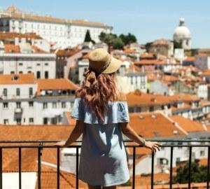 Minha filha foi estudar em Portugal