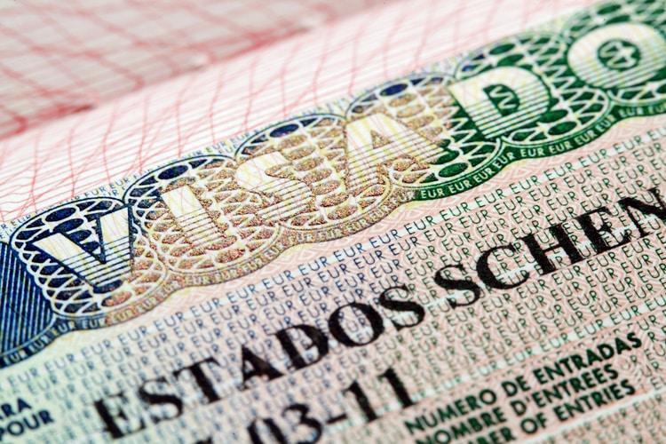 Visto para Espaço Schengen