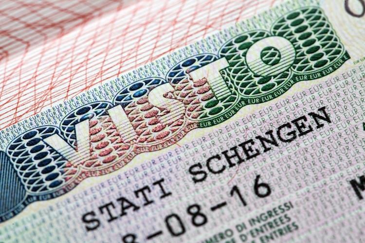 Visto Schengen para União Europeia