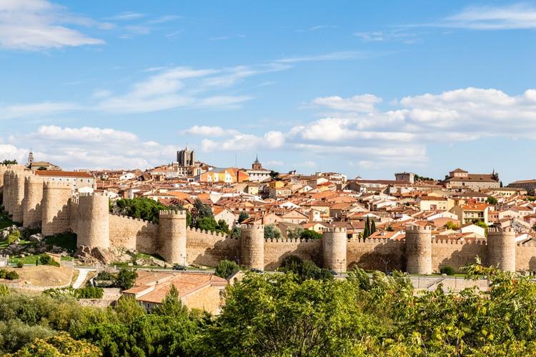Ávila, uma das cidades mais baratas da Espanha