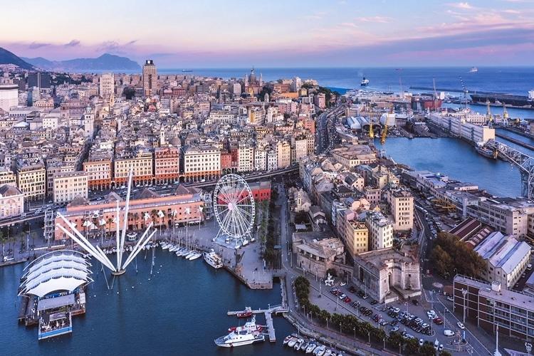 Cidades mais caras da Itália Genova