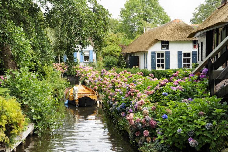 Como viajar para Holanda