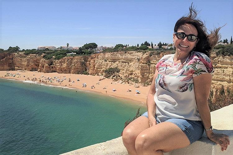 experiência da aposentadoria no Algarve