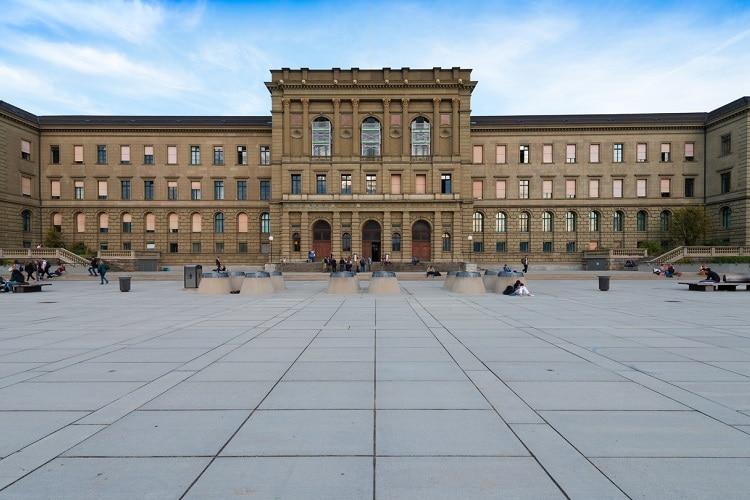 Melhores universidades da Europa ETH
