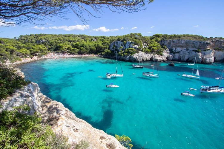 Mirante em Menorca