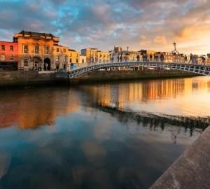 Morar na Irlanda com cidadania europeia