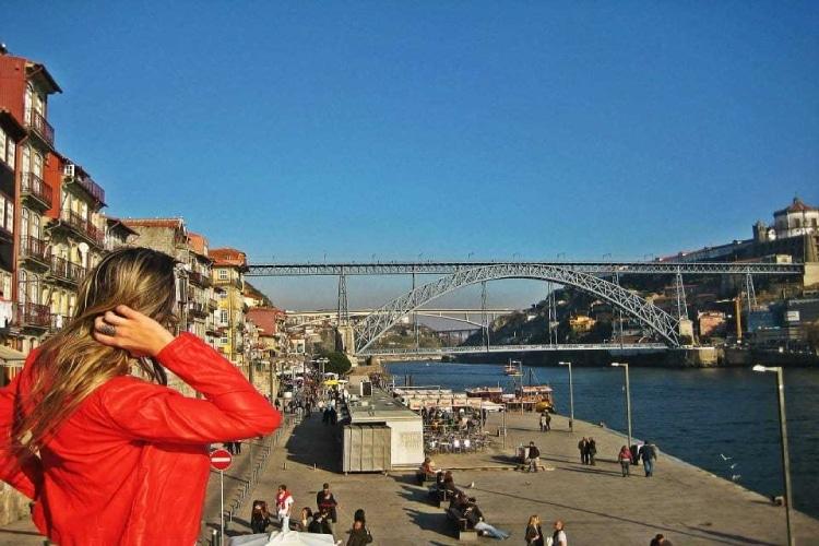Viviane Machado no Porto