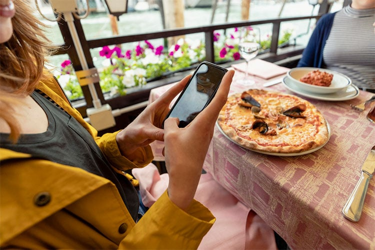gastronomia vantagem de morar na Itália