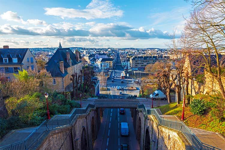 Le Mans é uma cidade barata na França