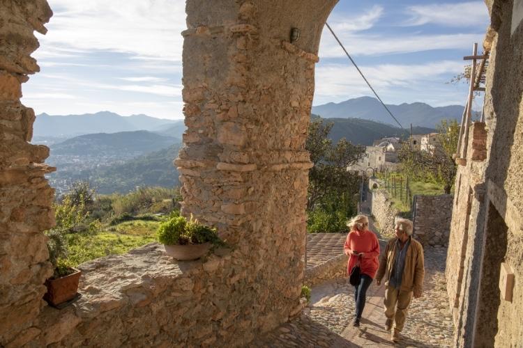 Morar na Itália aposentado